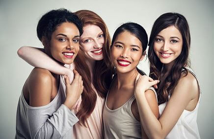 diverse group neutral